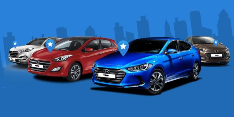 Hyundai modelleri artık YOYO'da!