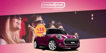 Mars Cinema Club Bilet Kampanyası